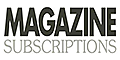 Magazine Subscriptions discount