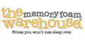 Memory Foam Warehouse voucher
