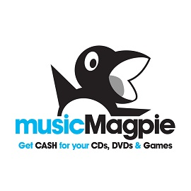 Music Magpie discount